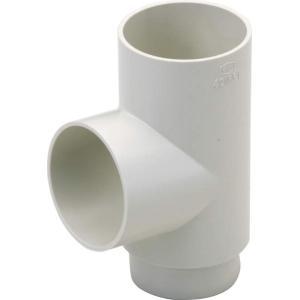 三協アルミ製テラス用の雨樋部品: T型エルボ