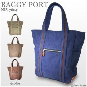 BAGGY PORT トートバッグ メンズ 帆布バッグ トート アーミークロスシリーズ NIS-7604|el-diablo