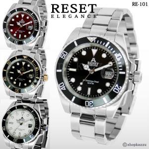 腕時計 メンズ リストウォッチ 時計 防水 ダイバーズウォッチ 4色|el-diablo