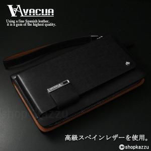 長財布 メンズ 牛革 スペインレザー カードスライダー VACUA VA-003|el-diablo