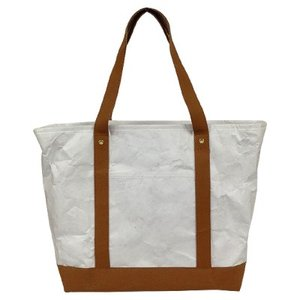 「FLY TRY BAG」TOTE /「フライ トライ バッグ」トートバッグ(ホワイト)