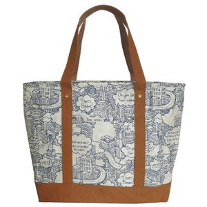 「FLY TRY BAG」TOTE /「フライ トライ バッグ」トートバッグ(ニューヨーク)