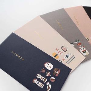 goyururi ごゆるり ナガポチ |メール便対応 ポチ袋 お年玉 金封 封筒 和柄|el-market
