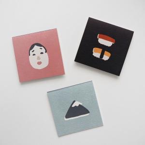 goyururi ごゆるり ヒトコトカードA |メール便対応 グリーティングカード メッセージ ギフト 誕生日 プレゼント|el-market