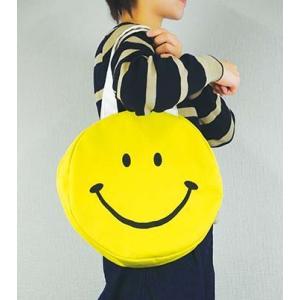 スマイル ラウンドバッグ(SMILE ROUND BAG)【EL COMMUN / エル・コミューン】|el-market