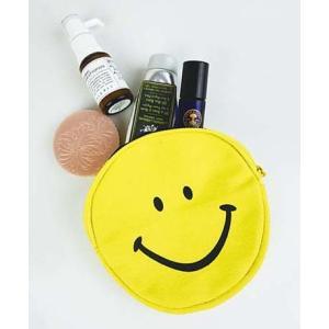 スマイル ラウンドポーチ Sサイズ(SMILE ROUND POUCH)【EL COMMUN / エル・コミューン】|el-market