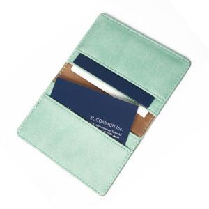 トゥルス・カードケース(TROUSSE CARD CASE)【EL COMMUN / エル コミューン】|el-market