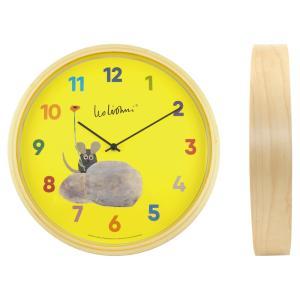 レオ・レオニ(LEO LIONNI)ウォールクロック / 壁掛け時計『Frederick』 el-market