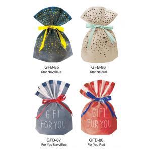 ラッピング 巾着袋(Sサイズ)/ Gift Bag【ORANGE AIRLINES/オレンジエアラインズ】|el-market