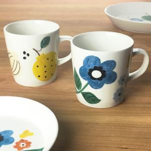 松尾ミユキ マグカップ(フルーツ/フラワー)【コーヒーカップ 陶磁器】|el-market