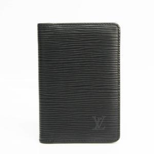 ルイ・ヴィトン エピ オーガナイザー・ドゥ ポッシュ M63582 エピレザー カードケース ノワール elady-ys