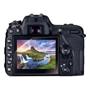 エレコム デジタルカメラ 用 液晶保護フィルム 高精細 衝撃吸収 高光沢 AR デジカメ 液晶保護 ...