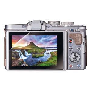 デジタルカメラ 用 液晶保護フィルム 高精細 衝撃吸収 高光沢 AR デジカメ 液晶保護 オリンパス...