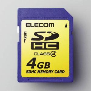 大容量! 新規格「SDHC」メモリカード 4GB┃MF-FSDH04G┃ エレコム|elecom|02