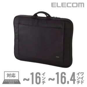 パソコンバッグ 取手付きインナーバッグ ブラッ...の関連商品2