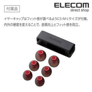 ハイレゾ音源対応 ステレオヘッドホン イヤホン RH2000 MMCX端子 着脱式コード仕様 ブラック┃EHP-RH2000ABK アウトレット エレコム わけあり|elecom|07