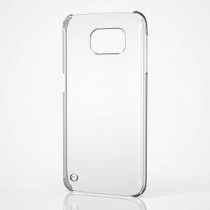 docomo Galaxy S6(SC-05G)用 シェルカバー クリア┃PD-SCGS6PVCR アウトレット エレコムわけあり