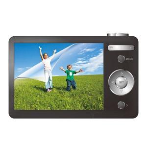 デジタルカメラ用液晶保護フィルム(エアーレスタイプ)2.7インチ/光沢タイプ 2.7インチ対応┃DG...
