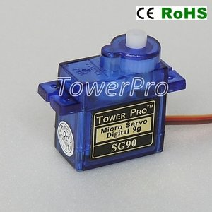 Tower Pro SG90 デジタル・マイクロサーボ (50個入)