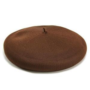 帽子 メンズ レディース ベレー DEER 帽子 エステルサーモ 夏 秋 ベレー帽 ぼうし 茶|elehelm-hatstore