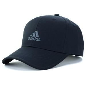 アディダス ツイル キャップ 野球帽 ベースボールキャップ スポーツ 大きいサイズ adidas  cap 黒 ブラック elehelm-hatstore