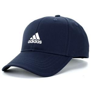 アディダス 大きいサイズ ツイル キャップ 野球帽 ベースボールキャップ スポーツ adidas  cap 紺 ネイビー|elehelm-hatstore