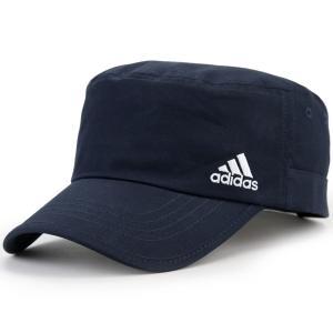 ワークキャップ adidas メンズ レディース キャップ アディダス cap フリーサイズ ツイル スポーツ 57cm 58cm 59cm 60cm 紺 ネイビー elehelm-hatstore