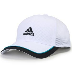 アディダス アクアホール メッシュ キャップ ソアリオン cap adidas 野球帽 スポーツ ベースボールキャップ メンズ レディース 帽子 大きい 春夏 白 ホワイト elehelm-hatstore
