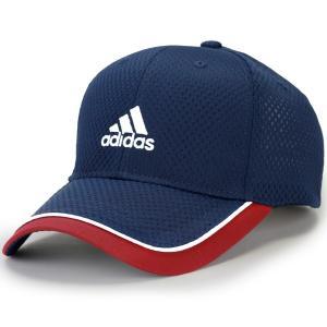 adidas ベースボールキャップ メンズ レディース 大きい 帽子 春夏 メッシュ キャップ スポーツ 野球帽 cap アディダス アクアホール ソアリオン 紺 ネイビー elehelm-hatstore