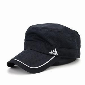 adidas 春 夏 ワークキャップ メンズ レディース 大きい 帽子 メッシュ キャップ スポーツ cap アディダス アクアホール 黒 ブラック|elehelm-hatstore