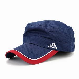 春 夏 adidas ワークキャップ メンズ レディース 大きい 帽子 メッシュ キャップ スポーツ cap アディダス アクアホール 紺 ネイビー|elehelm-hatstore