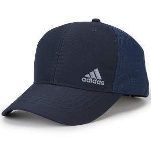 アディダス 野球帽 adidas メッシュ キャップ ベースボールキャップ メンズ レディース INTER ZERO CAP スポーツ 吸水 速乾 通気性 帽子 春夏 紺 ネイビー elehelm-hatstore