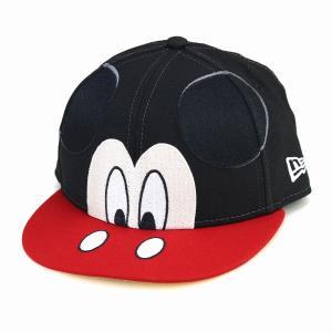 ニューエラ キャップ 子供 DISNEY NEWERA キャップ kids 子供 帽子 ディズニー ミニー ウォルトディズニー 9FIFTY ディズニー/ミッキーマウス elehelm-hatstore