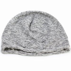 春夏 婦人 サマーニット ニット帽 室内着用可能 国産 ニット 綿 麻 スラブ ニットワッチ 室内で使える 上品 レディース ベージュブラック elehelm-hatstore