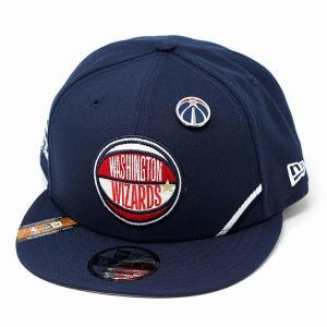 NBA ワシントン・ウィザーズ 八村塁 ドラフト1巡目指名着用モデル キャップ 9FIFTY NEW...