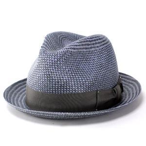 パナマハット 帽子 メンズ ベイリー bailey FELKER Pebble グレー|elehelm-hatstore