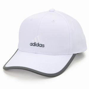 adidas キャップ 大きいサイズ スポーツ ランニング アディダス 帽子 ツイル  野球帽 cap 白 ホワイト...