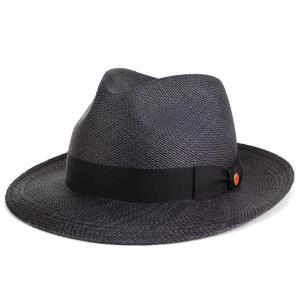 ハット メンズ ハット 帽子 パナマ帽 ワイドブリムパナマハ...