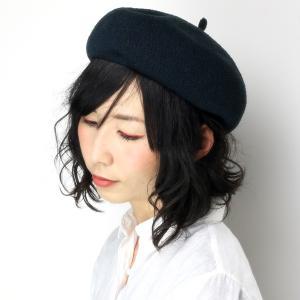 サマーニット 夏らしい シンプルサマーベレー ベレー帽 春夏 レディース 帽子 メンズ ベレー チョボ付 ネイビー|elehelm-hatstore