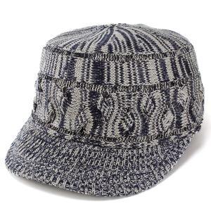 帽子 キャップ メンズ レディース ワークキャップ ニット コットン カジュアル ベージュ|elehelm-hatstore
