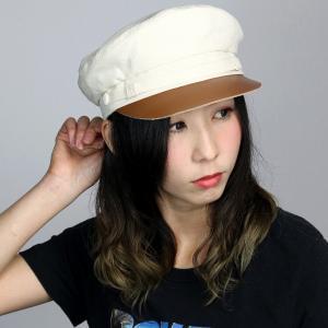 マリンキャップ NEW YORK HAT キャンバス 帽子 メンズ ニューヨークハット レディース カジュアル キャップ 春 夏 秋 アイボリー 生成り ナチュラル|elehelm-hatstore