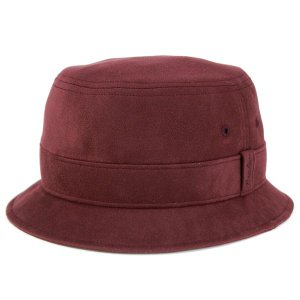 Borsalino ボルサリーノ 帽子 ロングセラー カメラマンHAT 赤 レッド|elehelm-hatstore