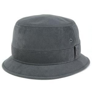 Borsalino ボルサリーノ 帽子 ロングセラー カメラマンHAT グレー|elehelm-hatstore