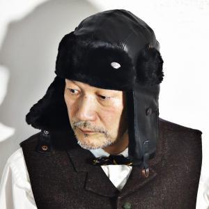 秋 冬 Bailey フライトキャップ 飛行帽 イヤーフラップ 耳当て 帽子 ベイリー レザー ラムスキンレザー メンズ レディース インポート 黒 ブラック elehelm-hatstore