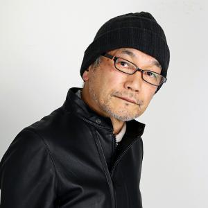 バタフライ ニットワッチ 秋冬 カシミヤ メンズ レディース ニット帽 Butterfly 帽子 チャコールグレー|elehelm-hatstore