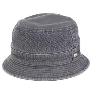 メンズ帽子 春夏 バケット ハット カメラマン borsalino お洒落 ブランド ボルサリーノ 黒 ブラック|elehelm-hatstore