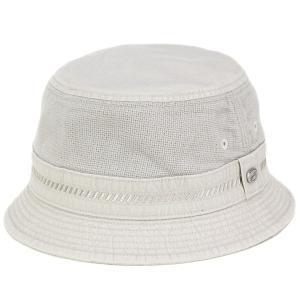 バケットハット 帽子 春夏 カジュアル ファッション ボルサリーノ ハット borsalino ボルサ カメラマンハット ライトグレー|elehelm-hatstore