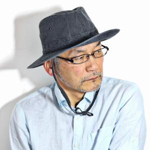 Crambes フランス製 MEXICAN / GRIGNAN アドベンチャーハット メンズ レディース 帽子 サファリハット メイドインフランス クランベス 黒 ブラック|elehelm-hatstore
