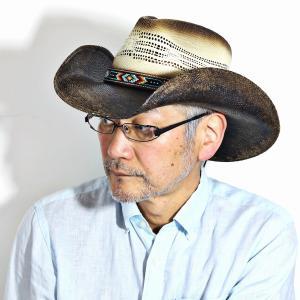 ストローハット メンズ エスニック 帽子 日除け テンガロン California Hat Company Inc.  カウボーイ ハット 春夏 ウエスタン カリフォルニアハット ナチュラル|elehelm-hatstore