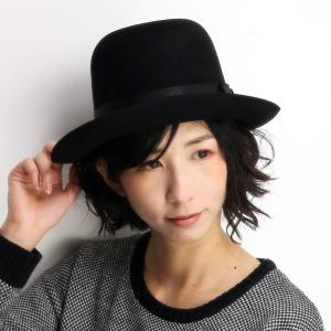 ファーフェルト ハット クリスティーズロンドン 帽子 CHRISTYS' LONDON Adventurer/Poet Fedora 黒 ブラック|elehelm-hatstore